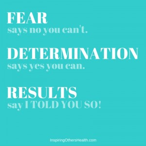 Fear Determination Results